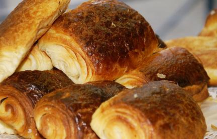 pains aux chocolat