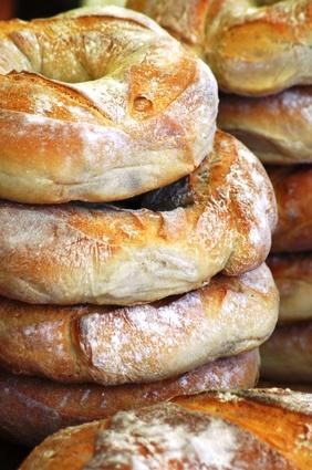 couronnes de pain