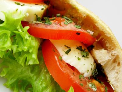 tomate mozarella sandwich 3